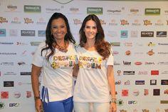 Solange Couto e Lisandra Souto (Foto: Cleomir Tavares / Divulgação)