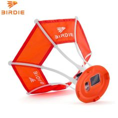Birdie GoPro Flight System - Make your GoPro fly, capturing breathtaking views on the way down with the Birdie GoPro Flight System. This aerodynamic accessory allows you to safely launch your GoPro into the skies for a fresh perspective. Compatible with GoPro Hero 5 / 4 / 3+.