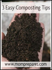 3 Easy Composting Tips For Home Gardeners