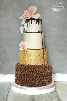 Svadobná.. torta, Autorka: Lorna, Tortyodmamy.sk
