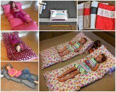 Pillow Bed Mattress Tutorial