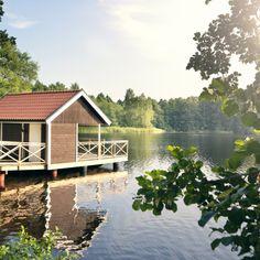 Mitten im beschaulichen Thüringen befindet sich das in ganz Deutschland einzigartige schwimmende Hüttendorf. Verbringe hier mit deinem Liebsten oder deiner …