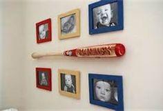 boys baseball bedroom decorating - Bing Images