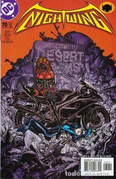 NIGHTWING #70, DC COMICS, 2.002, USA