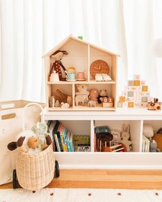 Natural Wooden Baby Toys