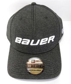 Bauer - New Era 39Thirty Shadow Tech Gray Cap - Sr