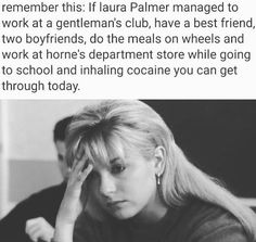 [No Spoilers] Laura is the key David Lynch Quotes, Twin Peaks Quotes, David Lynch Movies, David Lynch Twin Peaks, Laura Palmer, Between Two Worlds, Meals On Wheels, Independent Films, Best Shows Ever