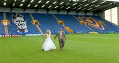 Image result for wedding football