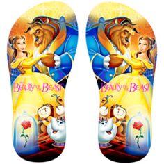 Estampa para chinelo A Bela e a Fera 000676 Clip Art, Toddler T Shirts, Mens Designer Flip Flops, Slipper, Shoes Sandals, Sneakers, Wedding Souvenir, Flip Flops, Blue Nails