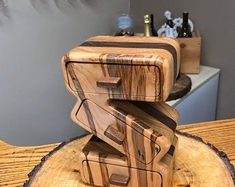Your place to buy and sell all things handmade Jewellery Box Making, Jewelry Box, Sycamore Wood, Bandsaw Box, Butterfly Shape, Wood Boxes, Wood Design, Trinket Boxes, Wood Pallets