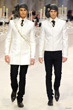chanel mens wear wedding -- Chanel Pre-Fall 2012 Collection