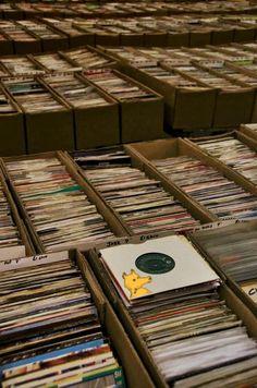So many records!