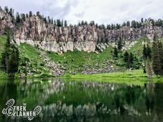 White Pine Lake – Logan Canyon | The Trek Planner