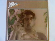 "Jim Croce - I Got A Name - ""I'll Have to Say I Love You With A Song"" - Original Release Abc Records 1973 - Vintage Vinyl Lp Record Album"