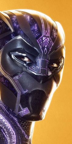 mind-blowing wallpaper Black Panther marvel comics movie Avengers: Infinity W. Black Panther Images, Black Panther Comic, Black Panther King, Heroes Wallpaper, Avengers Wallpaper, Hd Wallpaper, Iphone Wallpapers, Marvel Films, Marvel Art