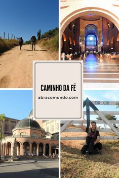 Caminho da Fé, versão brasileira do Caminho de Santiago de Compostela. #AparecidadoNorte #Peregrinos Brasil Travel, Trekking, Catholic, Louvre, Building, Camino De Santiago, Travel Tourism, Traveling, Feltro