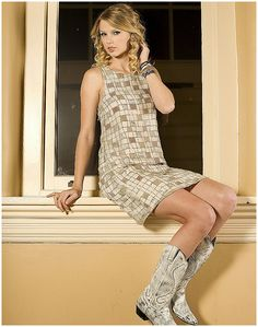 Taylor Swift - CMT Giants Alan Jackson 2008