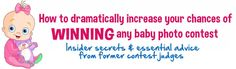 Top 10 Secrets to Increasing Your Chances of Winning Baby Photo Contests Cutest Baby Contest, Generation Photo, American Photo, Photo Competition, Photo Search, Best Sites, Baby Time, Baby Competitions, Science And Nature