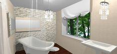 Romantic bathroom Romantic Bathrooms, Alcove, Bathtub, Standing Bath, Bathtubs, Bath Tube, Bath Tub, Tub, Bath