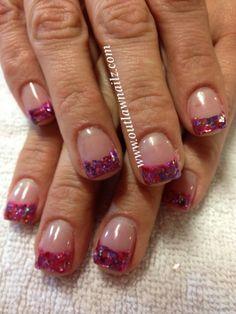 Nails Mylar Nails, Pretty Hands, Acrylic Nail Art, Mani Pedi, Beauty Nails, Nail Care, Cute Nails, Hair And Nails, Nail Designs