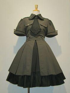 Atelier Boz military lolita
