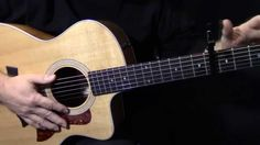 "lesson - how to play ""Don't Know Why"" on guitar by Norah Jones acoustic ..."