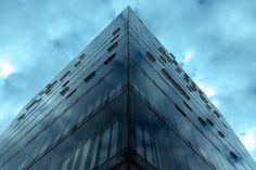 Glass pyramid by Konstantin Belov