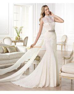 Hall Court Släp Naturlig Bröllopsklänningar 2014