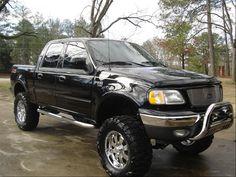 Great looking f150! F150 Truck, Obs Truck, 4x4 Trucks, Lifted Ford Trucks, Chevy Trucks, Ford F150 Accessories, Truck Accessories, F150 Lifted, Ford Obs
