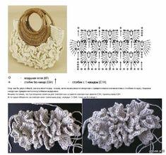 Crochet gold: The gray bag! Crochet Handbags, Crochet Purses, Crochet Hats, Crochet Ideas, Crochet Stitches Patterns, Stitch Patterns, Handbag Tutorial, Crocodile Stitch, Handmade Purses