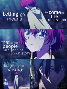 sad anime quotes - Google Search