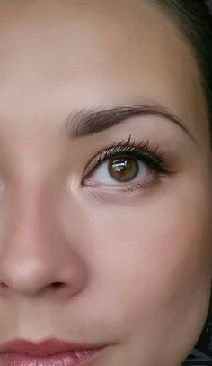New gel eyeliner from the bodyshop.  Love it!