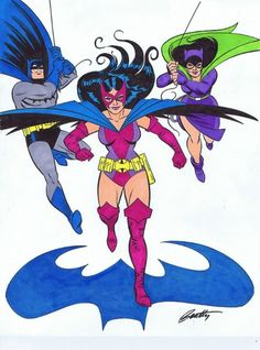 Helena Wayne as The Huntress The Earth Two Batman Family Daughter of Batman Catwoman
