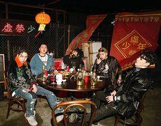 Hyuna Red, Kyung Park, Lee Taeil, B Bomb, Kwon Hyuk, R&b Artists, Bermuda Triangle, Block B, Korean Group