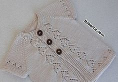 Openwork Heart Patterned Vest Making, Part 1 – Fashion Baby Knitting Patterns, Baby Dress Patterns, Heart Patterns, Crochet For Kids, Crochet Baby, Vest Pattern, Baby Kids, Kids Fashion, Stitch
