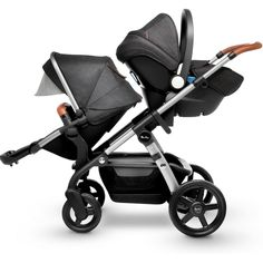 From the company that invented the first stroller, the Silver Cross Wave combines timeless style wit Twin Strollers, Best Baby Strollers, Double Strollers, The Sims, Convertible Stroller, Single Stroller, Double Stroller For Twins, Best Double Stroller, Baby Bassinet