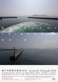 Setouchi Triennale - Contemporary art festival on the islands of Seto Inland Sea, Kagawa, Japan.