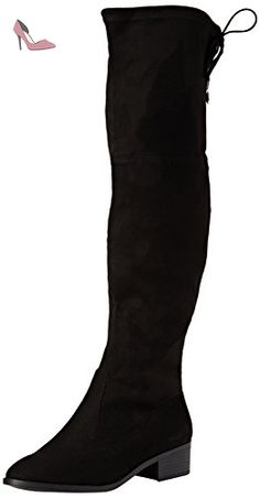 Coffee, Boots Classiques Femme - Noir (Noir), 36 EU (3 UK)New Look