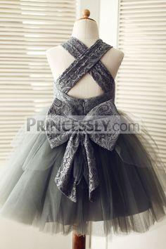 edd0b373391 Spaghetti Straps Champagne Satin Ivory Lace Tulle Wedding Flower ...