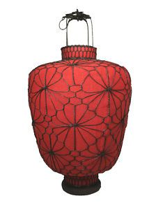 Red is a symbol of prosperity in the Chinese culture.  So hang a red lantern at hte front of your house for good luck!