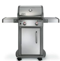 Tips for buying a gas grill Barbecue Grill, Weber Barbecue, Natural Gas Bbq, Steel Gifts, Outdoor Cooking, Outdoor Kitchens, Grill Sale, Weber Spirit, Propane Gas Grill