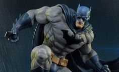 The Exclusive Batman Hush Statue by Prime 1 Studio is available at Sideshow.com for fans of Jim Lee Batman and DC Comics.