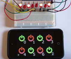 Une interface web simple et intuitive pour le Raspberry Pi Raspberry Pi 1, Projets Raspberry Pi, Python, Diy Electronics, Electronics Projects, Sauce Française, Cool Raspberry Pi Projects, Led, Pi Computer