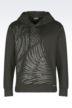 Emporio Armani Men Hooded Sweatshirt on YOOX. The best online selection of Hooded Sweatshirts Emporio Armani. Emporio Armani, Armani Men, Armani Sweatshirt, Mens Sweatshirts, Hoodies, Sweat Shirt, Dress Brands, Leather Jacket, Mens Fashion