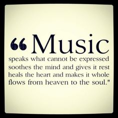 Music is my escape from everything! Nothing can bother me when I am singing a song or even humming a song that I don't know all the words too! It is my heart and soul and my way of communication! Great Quotes, Quotes To Live By, Me Quotes, Inspirational Quotes, Qoutes, Jazz Quotes, Quotes Pics, I Love Music, Music Is Life
