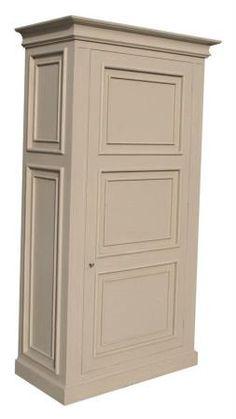 meuble armoirette lucarne tag res penderie 1 tiroir mobilier armoires signature. Black Bedroom Furniture Sets. Home Design Ideas