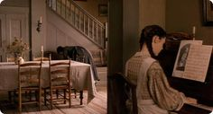 Claire Danes, Beth March - Little Women directed by Gillian Armstrong (1994) #louisamayalcott