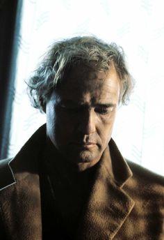 "Marlon Brando in ""Last Tango in Paris"""