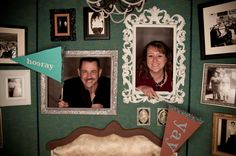 Our photo booth #8
