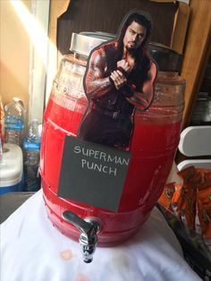 The only way I will drink punch. Lol